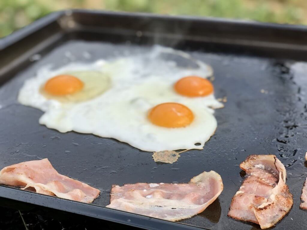 朝食もお好みで