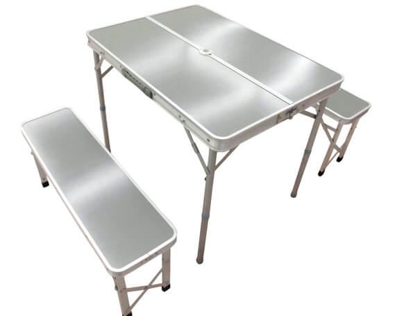 ふるさと納税でテーブル&ベンチ
