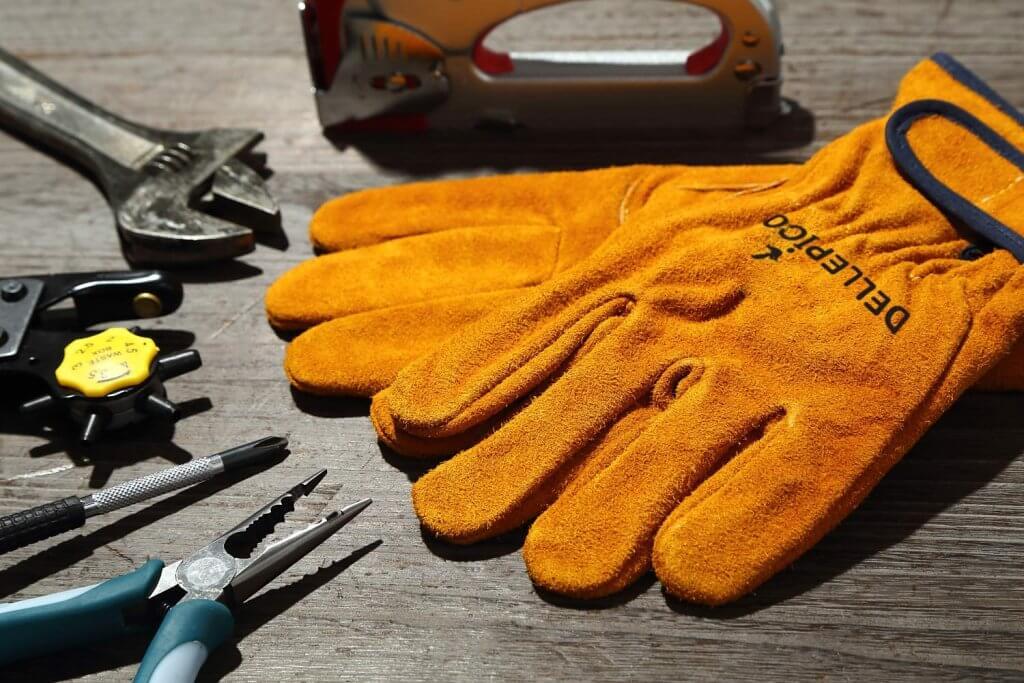 革手袋の重要さ