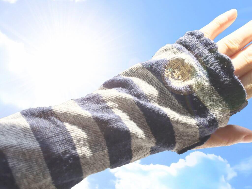 紫外線から肌を守ろう