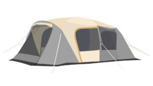 キャンプ初心者に必要なテント