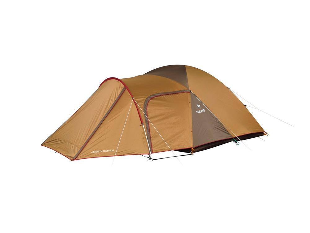 初めてのテントならアメニティドーム