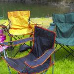 キャンプの持ち物:椅子