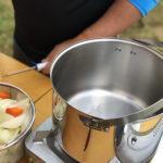 キャンプの持ち物:鍋