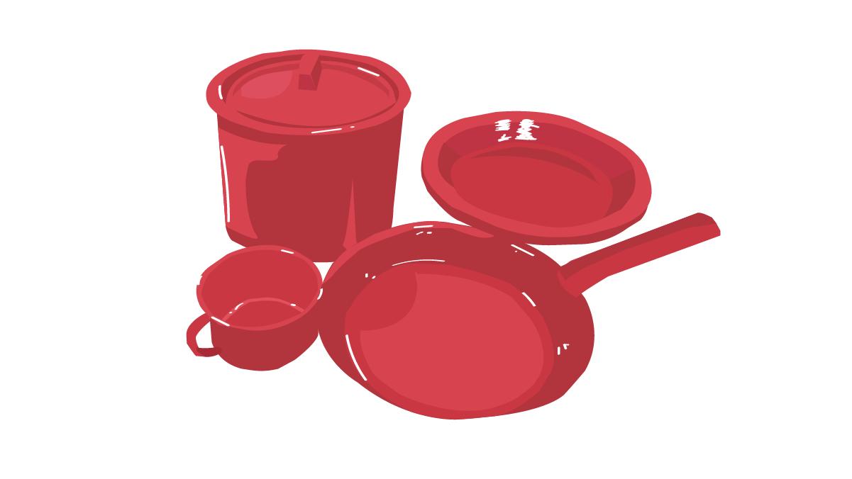 キャンプ初心者に必要な調理器具