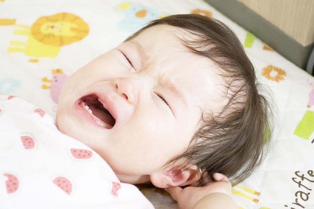 子どもの問題は夜泣き