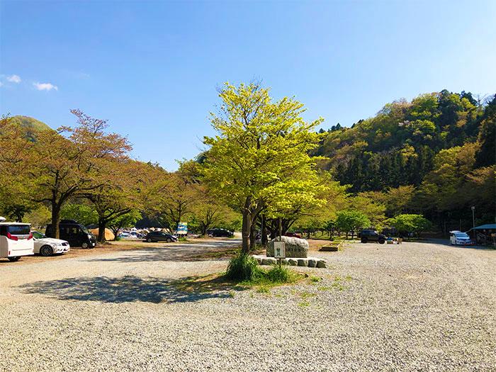 青野原オートキャンプ場Bサイト