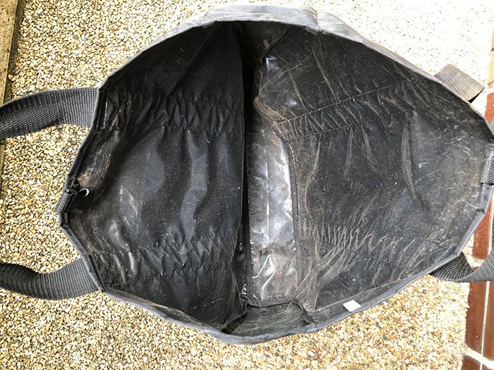 ファイアグリルの専用収納袋